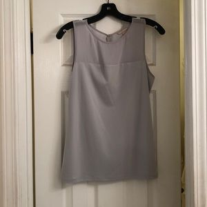 Light blue/gray blouse